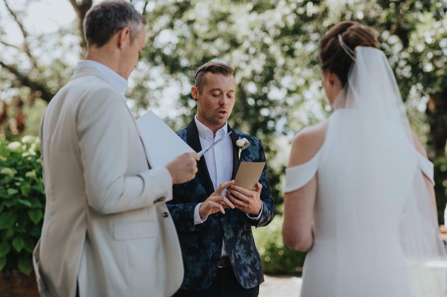 Nicola & Mike | Tuscany Wedding 57
