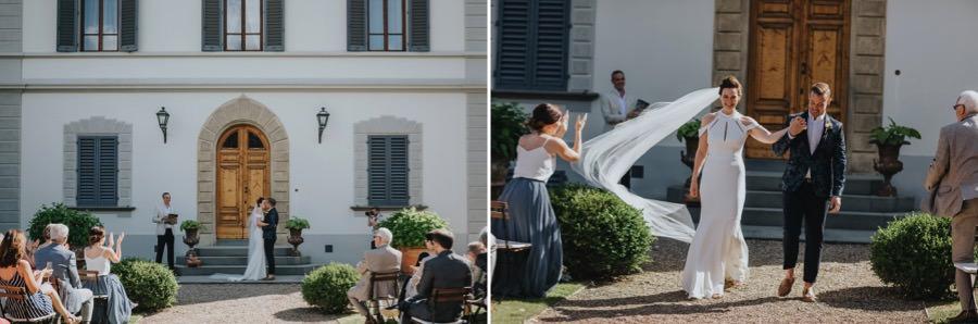 Nicola & Mike | Tuscany Wedding 58