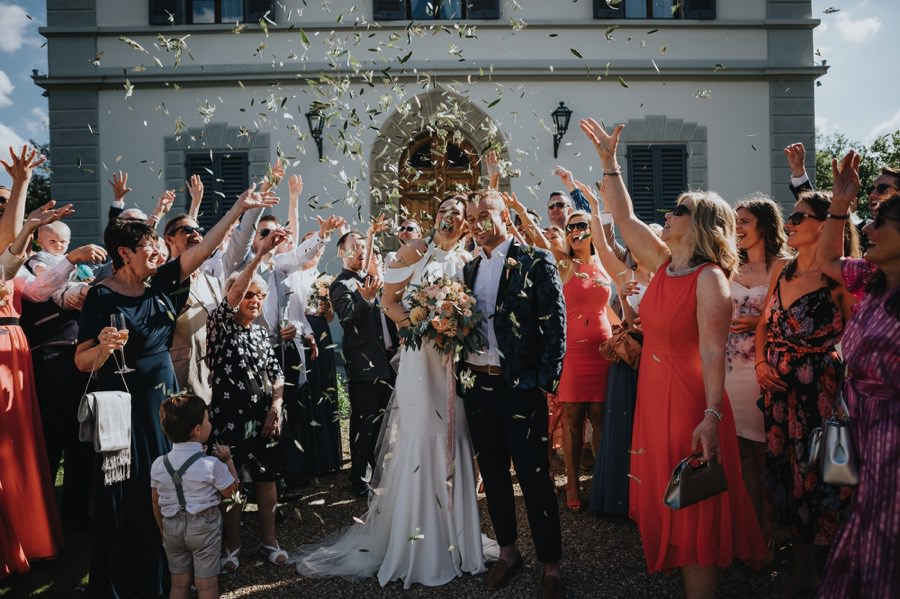 Nicola & Mike | Tuscany Wedding 61