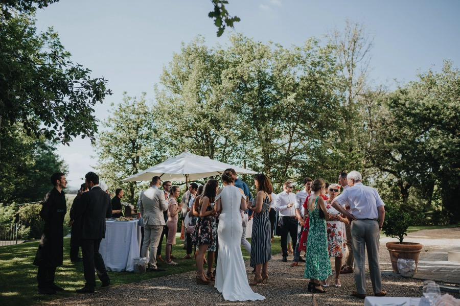 Nicola & Mike | Tuscany Wedding 70