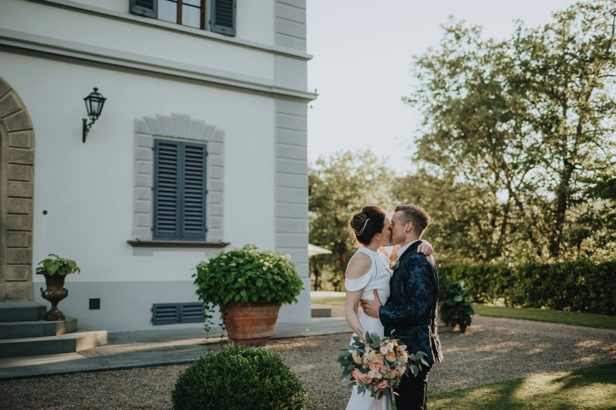 Nicola & Mike | Tuscany Wedding 80