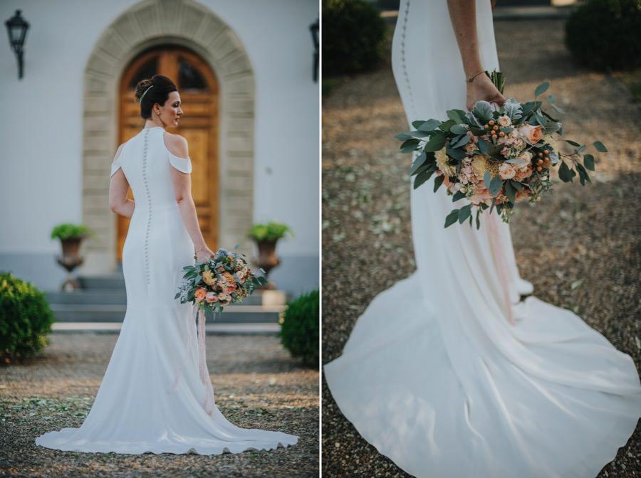 Nicola & Mike | Tuscany Wedding 81
