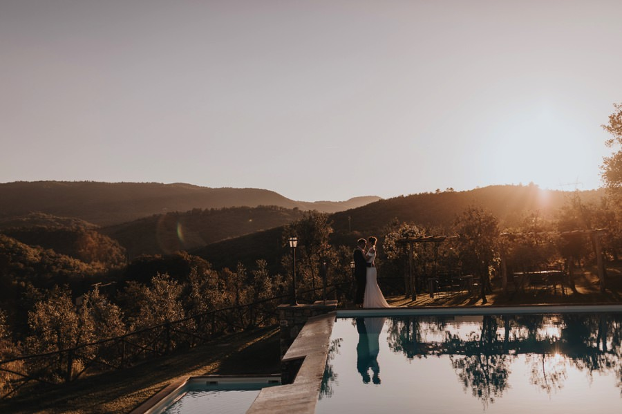 Nicola & Mike | Tuscany Wedding 83