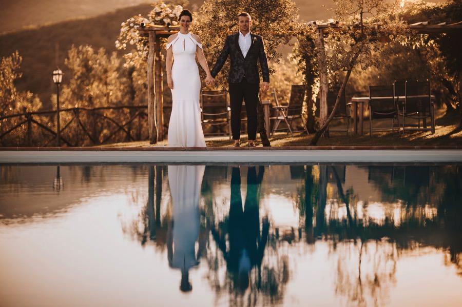 Nicola & Mike | Tuscany Wedding 84