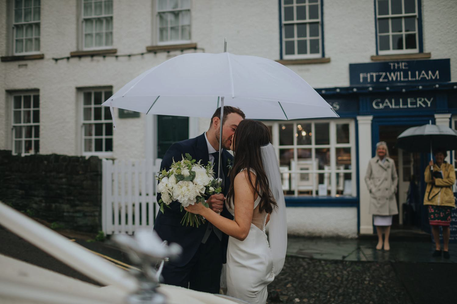 Helen & Jeremy | Graythwaite Wedding, Lake District 134