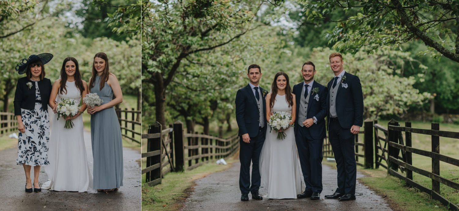 Graythwaite wedding, Lake district
