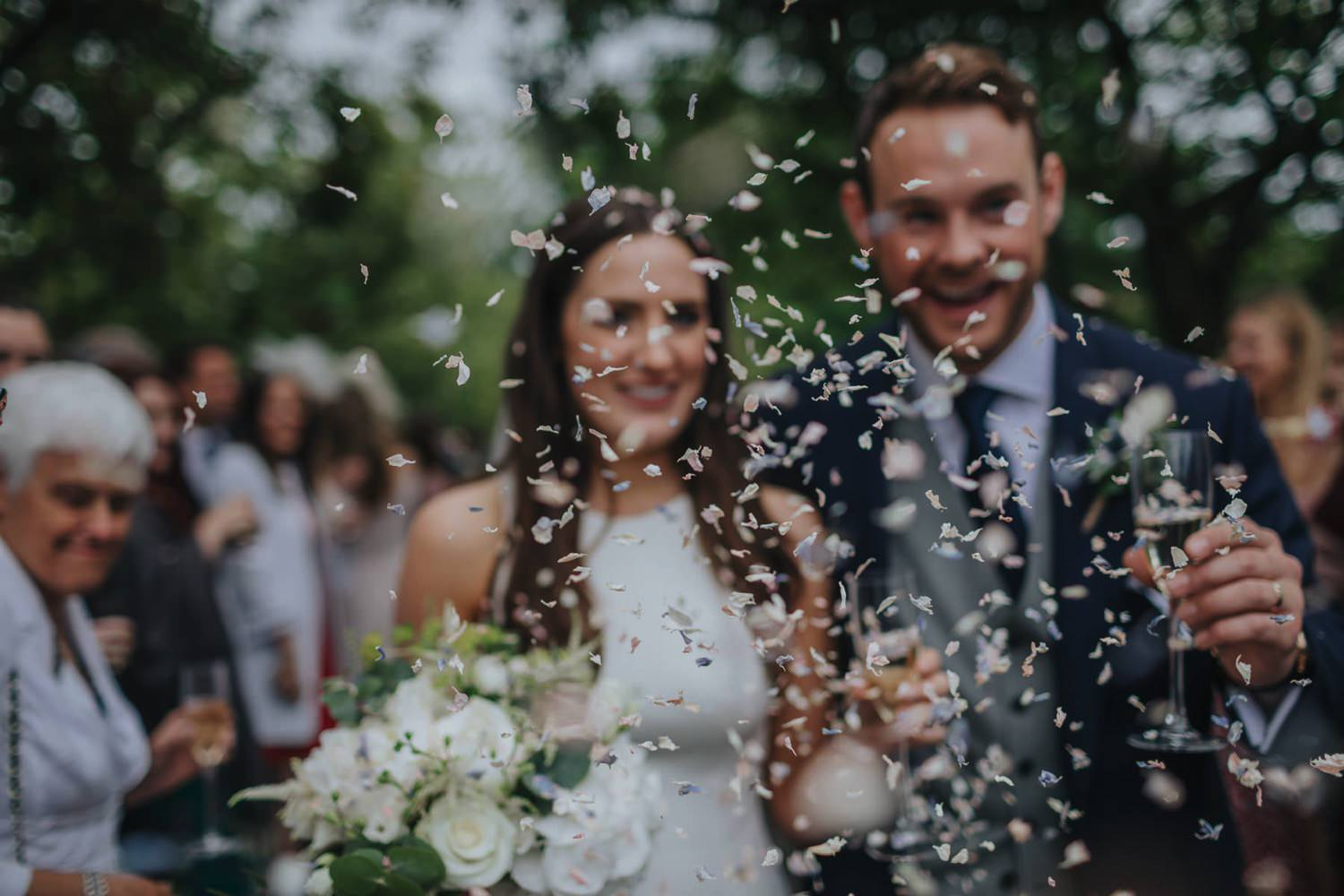 Helen & Jeremy | Graythwaite Wedding, Lake District 146