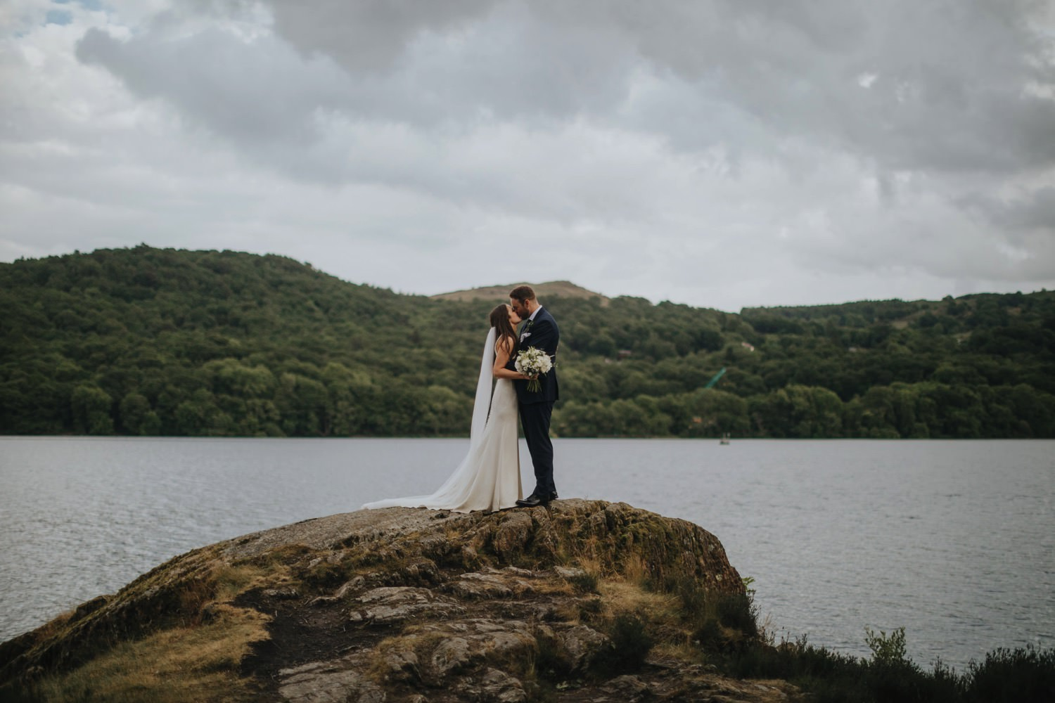 Helen & Jeremy | Graythwaite Wedding, Lake District 156