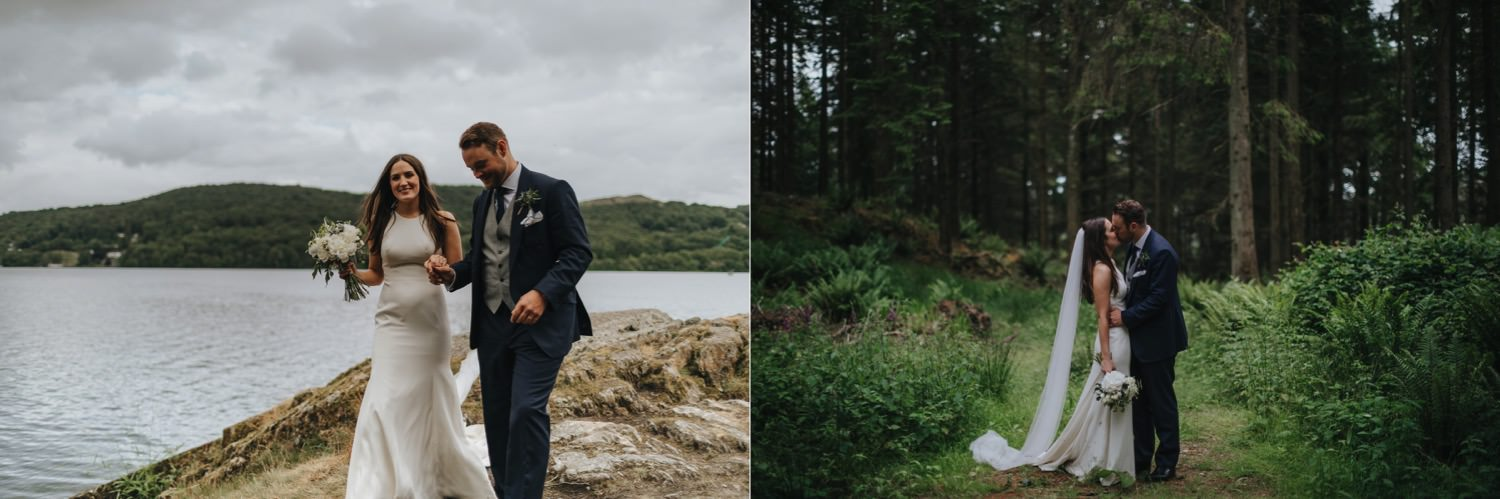 Helen & Jeremy | Graythwaite Wedding, Lake District 160
