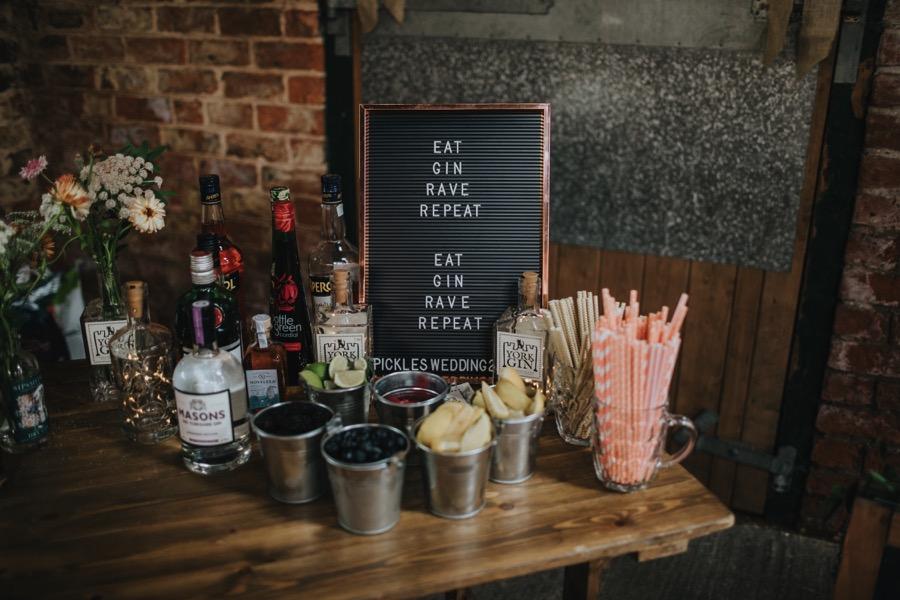 Katie & Ben | Crayke Manor wedding 30