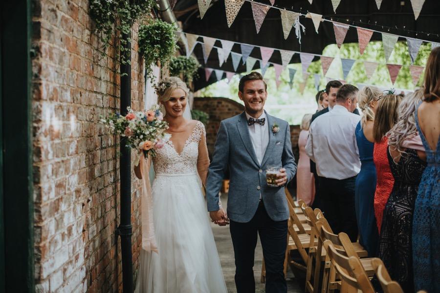Katie & Ben | Crayke Manor wedding 40