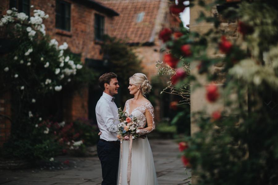 Katie & Ben | Crayke Manor wedding 53