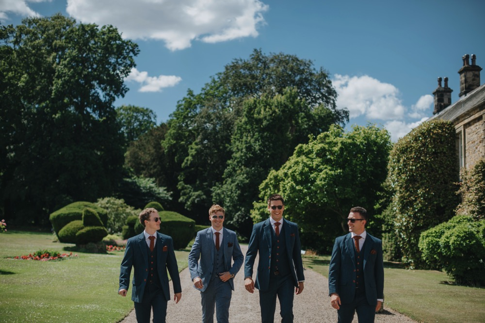 Kat & Ed | Newburgh Priory Wedding 5