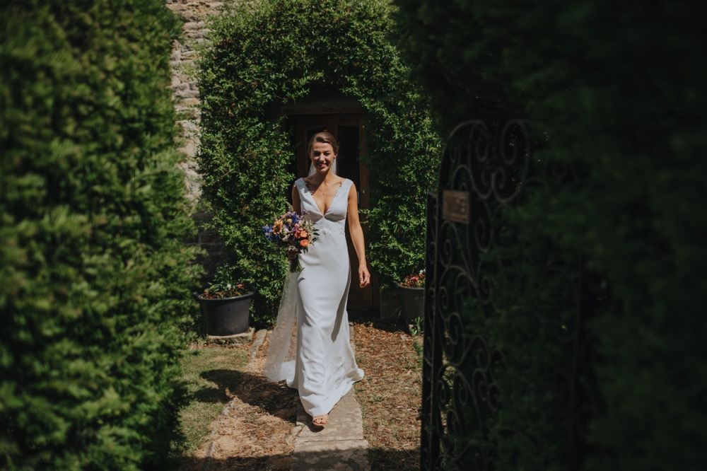 Kat & Ed | Newburgh Priory Wedding 8