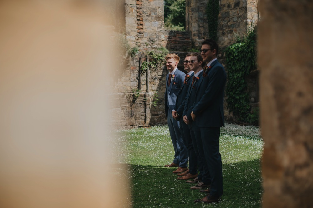 Kat & Ed | Newburgh Priory Wedding 12