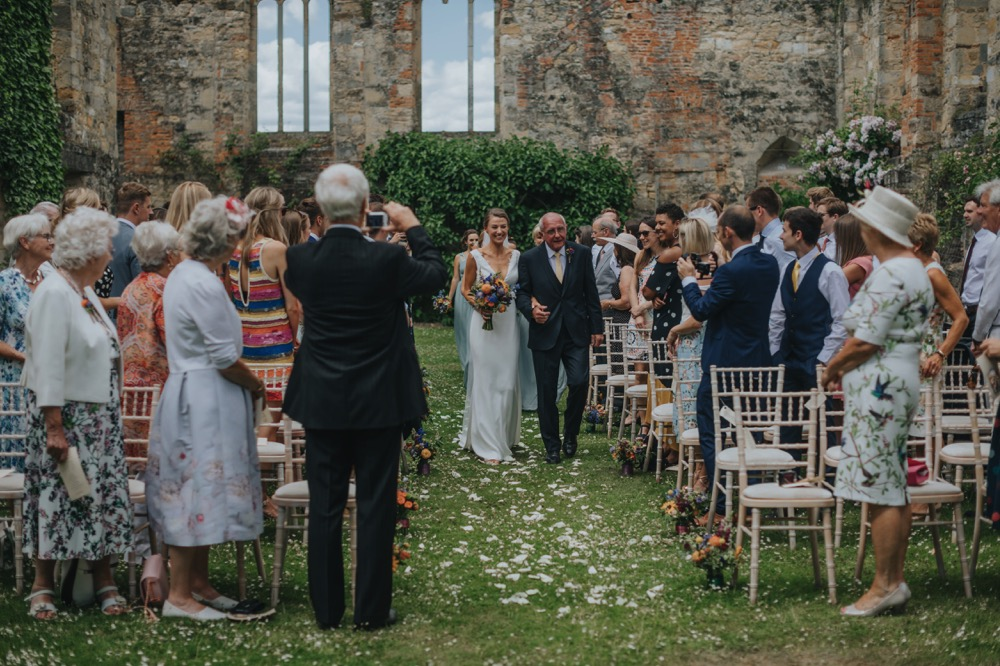 Kat & Ed | Newburgh Priory Wedding 13