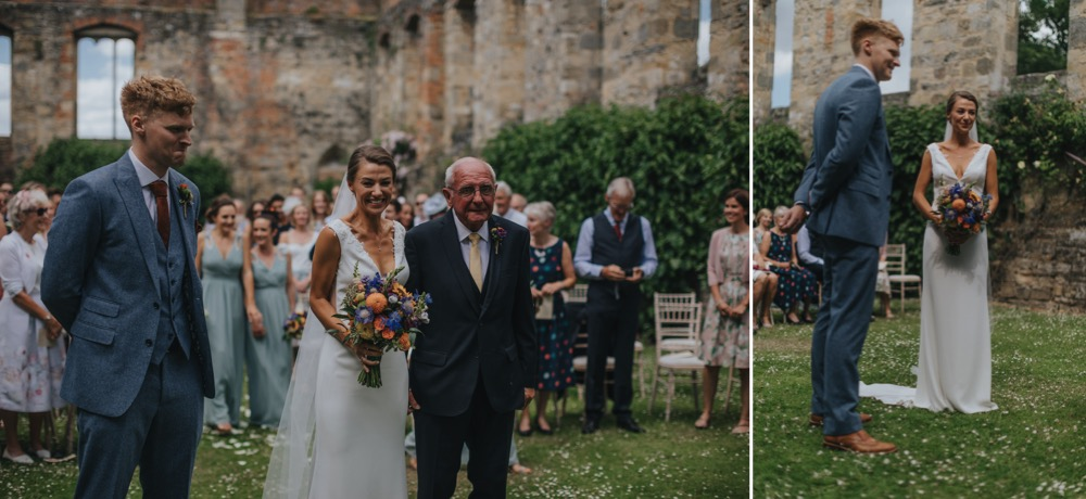 Kat & Ed | Newburgh Priory Wedding 14