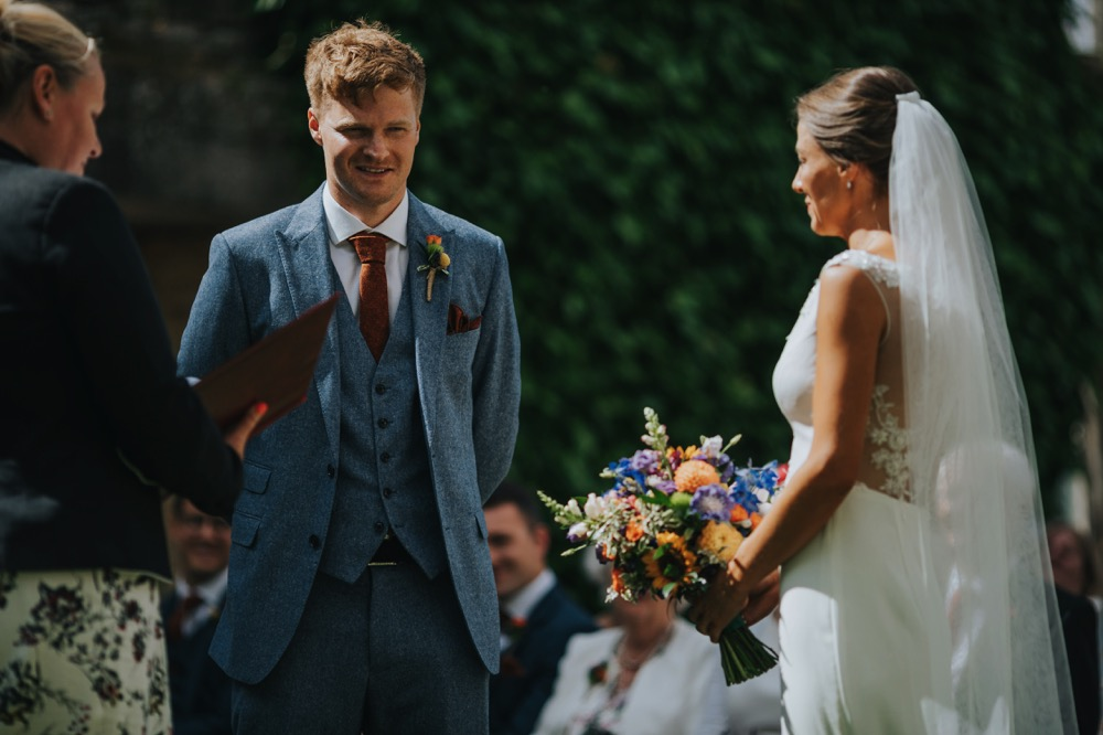 Kat & Ed | Newburgh Priory Wedding 18