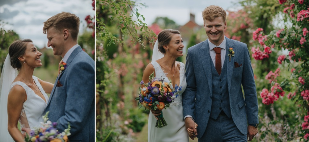 Kat & Ed | Newburgh Priory Wedding 33