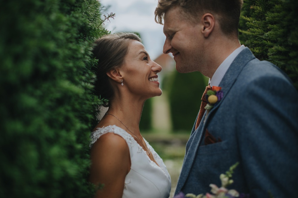 Kat & Ed | Newburgh Priory Wedding 35