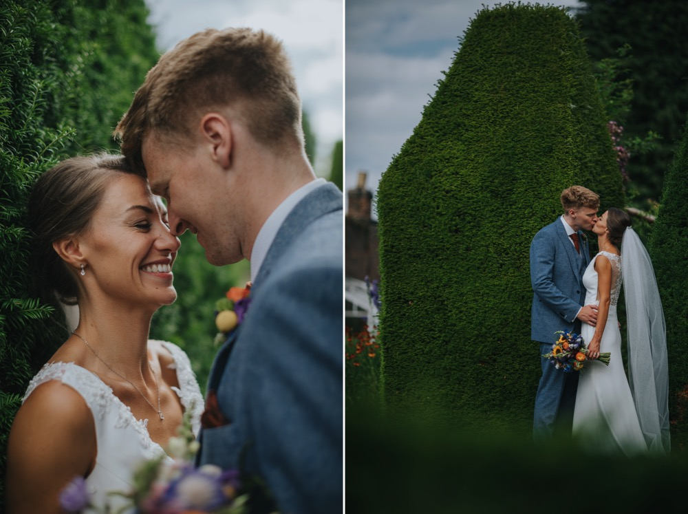 Kat & Ed | Newburgh Priory Wedding 37