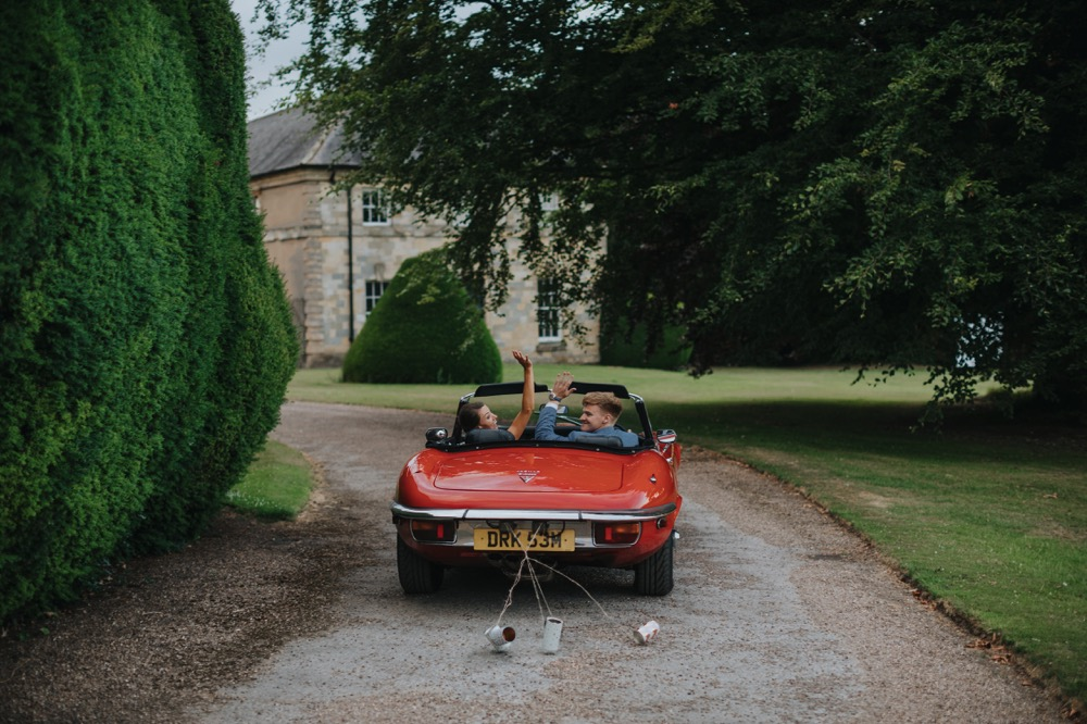 Kat & Ed | Newburgh Priory Wedding 47